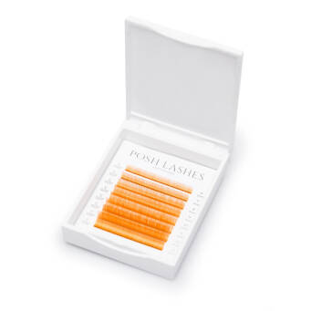 Posh Lashes Colour Crush, Mandarine