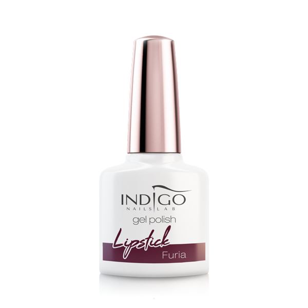Indigo Furia Gel Polish 7 ml