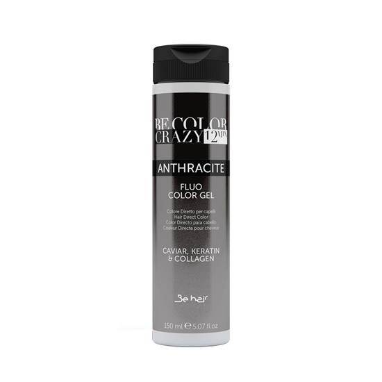 Be Color Crazy toner w żelu Anthracite