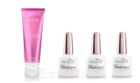 Indigo PROMO Pedicure Base 7 ml- 3 szt+ Foot Lover 100 ml