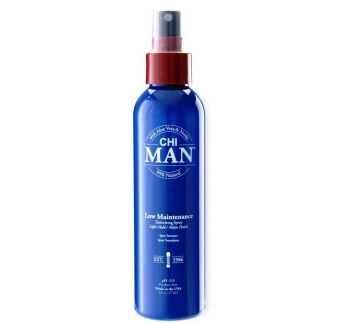 CHI Man Low Maintenance spray nadający teksturę włosom 177 ml