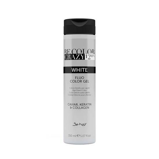 Be Color Crazy toner w żelu White