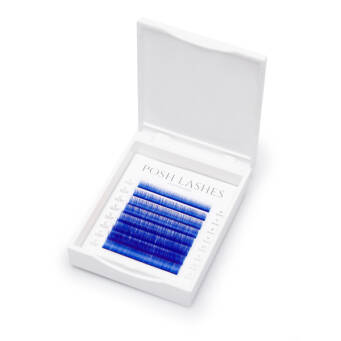 Posh Lashes Colour Crush, Aqua