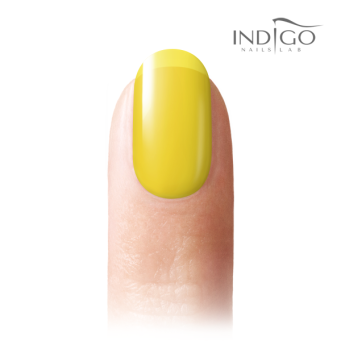 Indigo Hello Yellow Gel Polish 7 ml