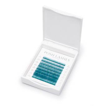 Posh Lashes Colour Crush, Blue Lagoon