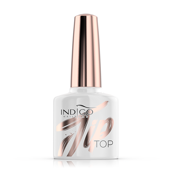 Indigo Tip Top Top Coat 13 ml